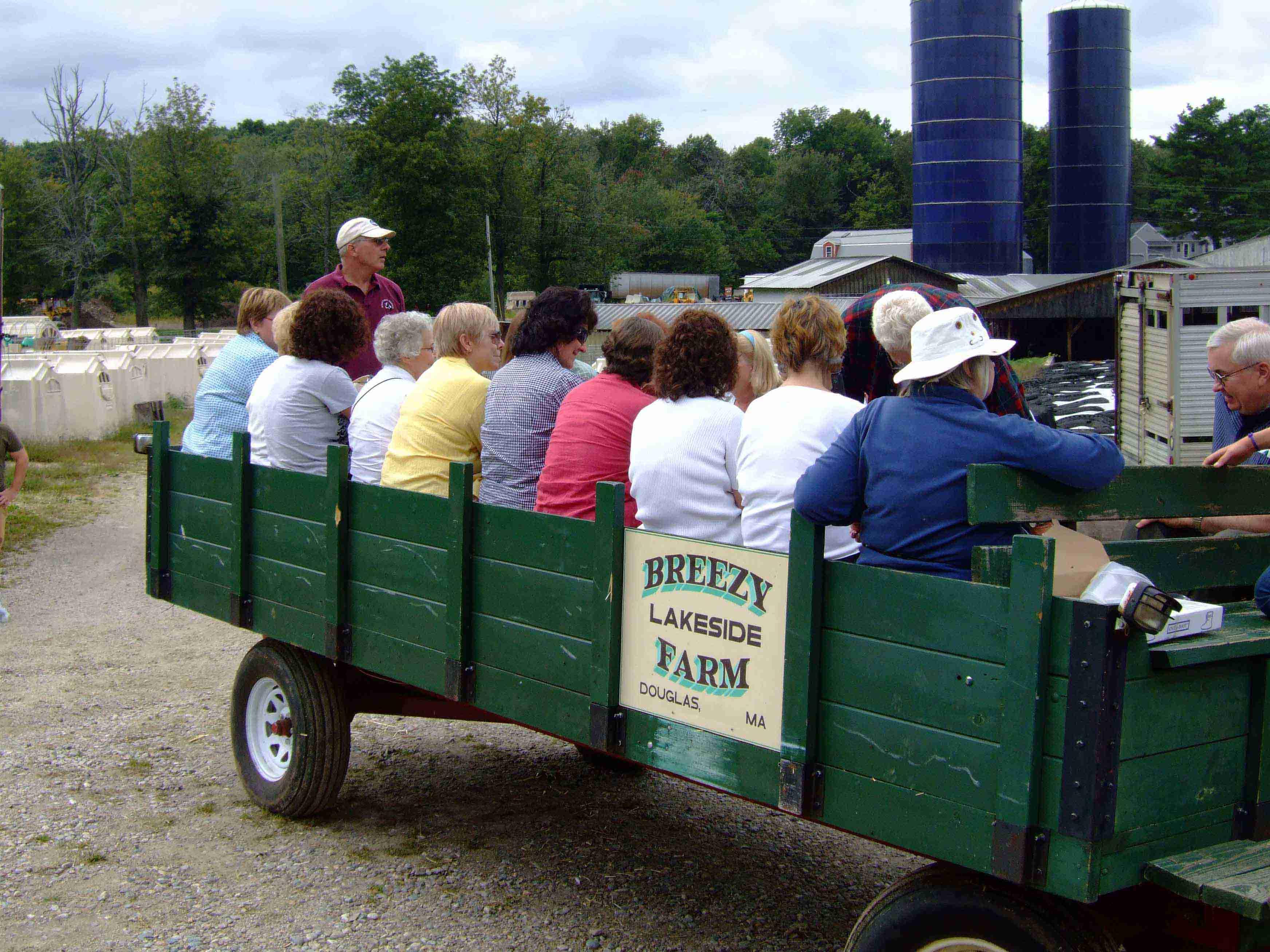 2008 Farm Tour