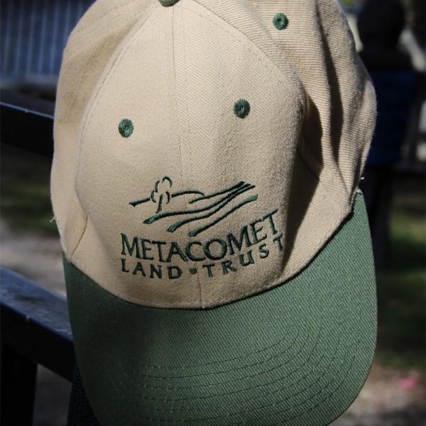 Metacomet Land Trust Hat