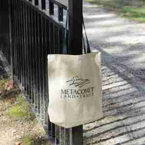Metacomet Land Trust Canvas Bag