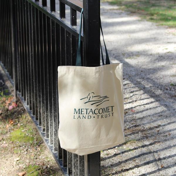 Metacomet Land Trust Canvas Bag